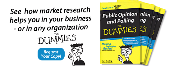 request your free copy of Public Opinion and Polling For Dummies